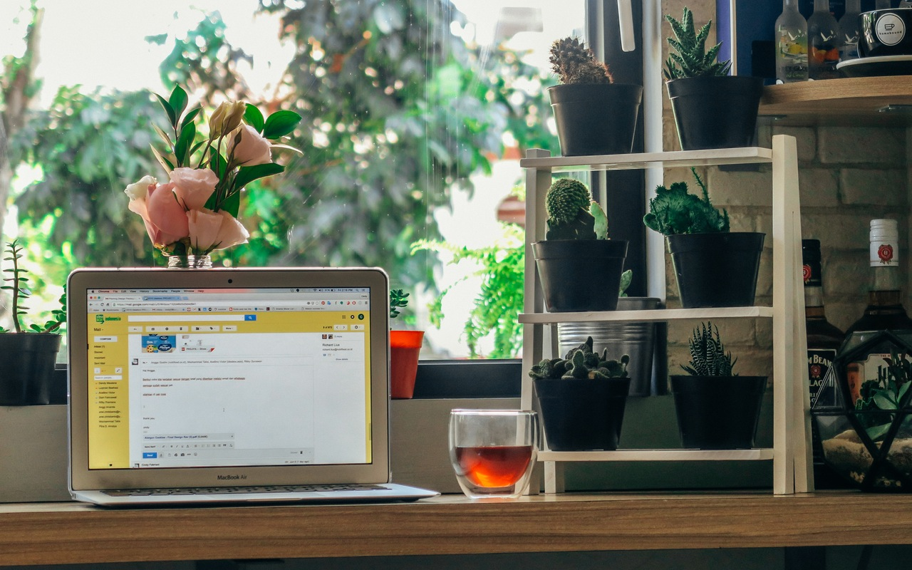 5 Benefits to Working From Home