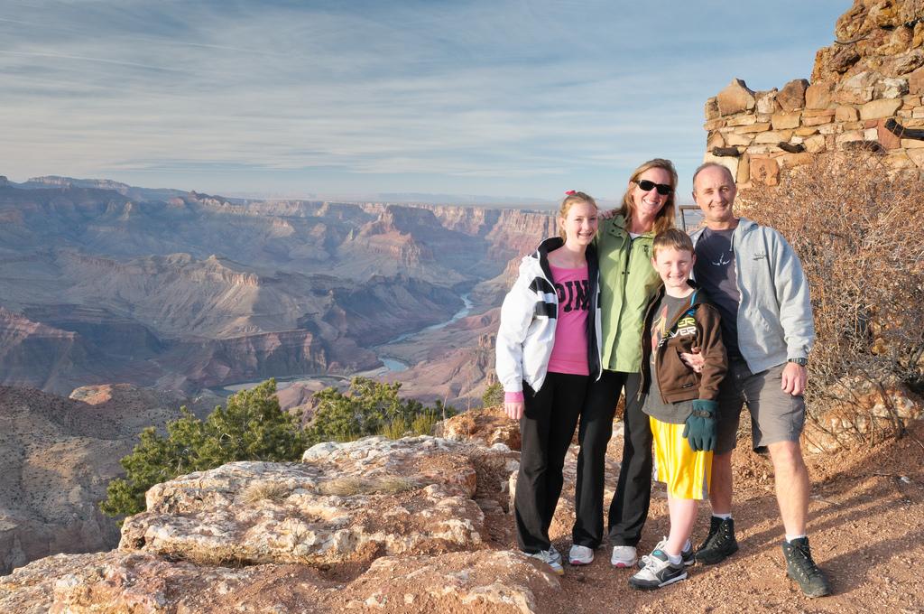 How to make family travel easier