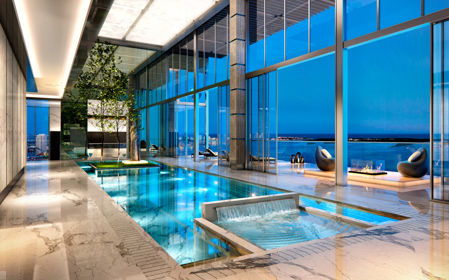 Miami hosts the most exclusive residential properties to invest in